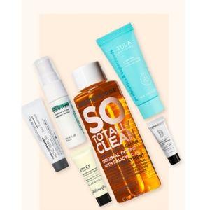 Skincare Samples